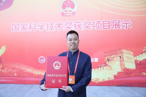 专访国家科技进步一等奖获得者洲明科技林洺锋董事长