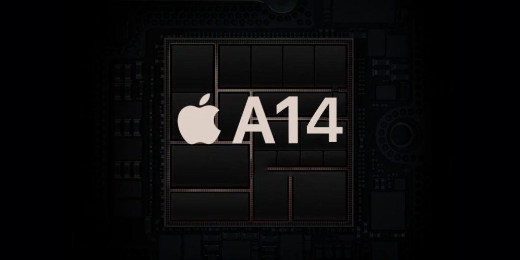 苹果A14芯片让苹果12更强大的学习速度提高两倍