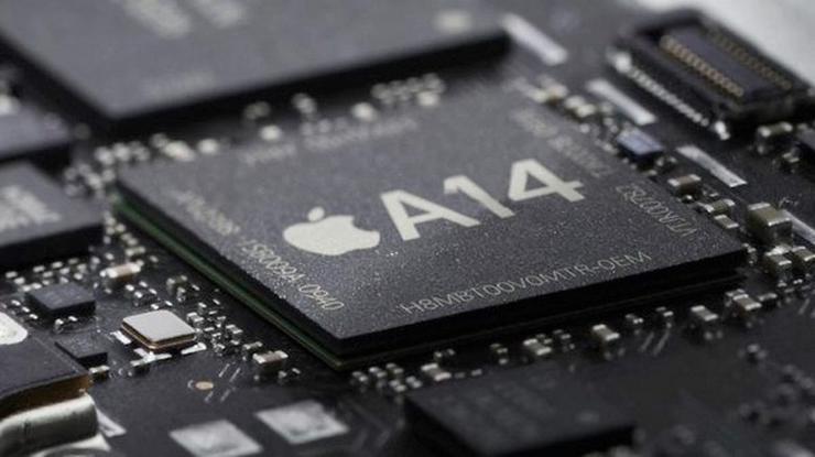 爆发苹果A14包含125亿个晶体管与苹果笔记本电脑相当