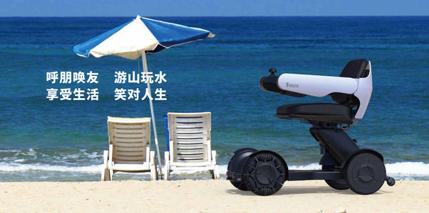聚焦银发市场再融千万这款摩托车品牌实现大规模生产