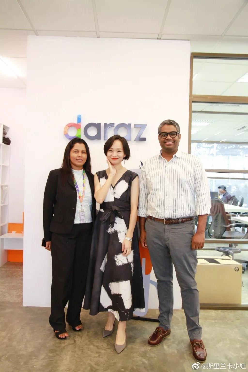 """我们采访了一家没有中国员工的""""斯里兰卡中国公司""""管理层都是马云的粉丝"""