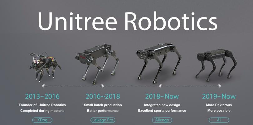 这只只会向后翻的机器狗可能是你的第一只机器宠物