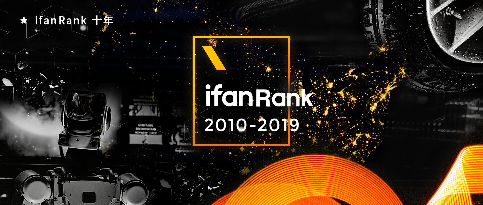 IfanRank十周年特别活动2030未来派对
