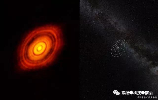 一颗小行星出现在金星轨道上