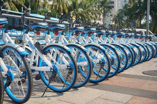 hello travel一收到2亿美元的投资就被披露业务已经调整共享自行车路线在哪里