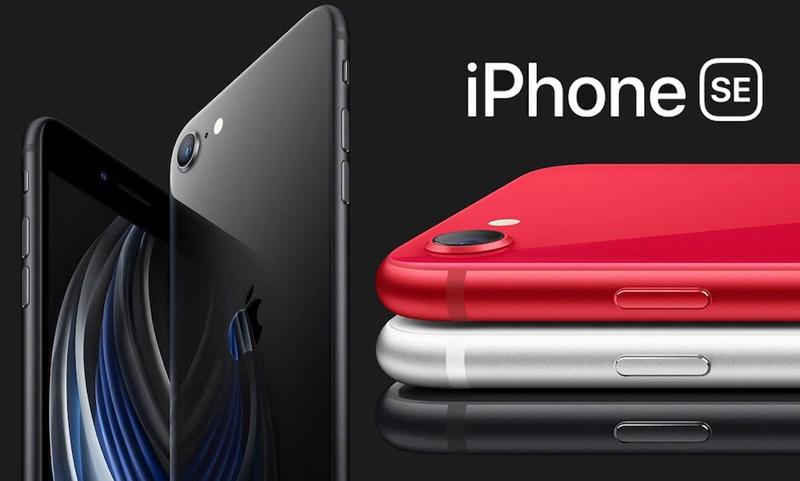苹果清仓苹果粉丝感叹iPhone SE的升级率并不大