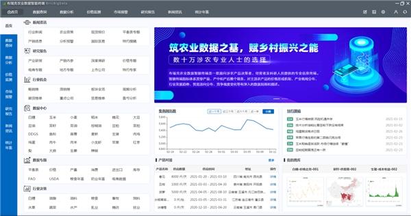 助推中国农业大数据发展 布瑞克发布全新农业数据智能终端