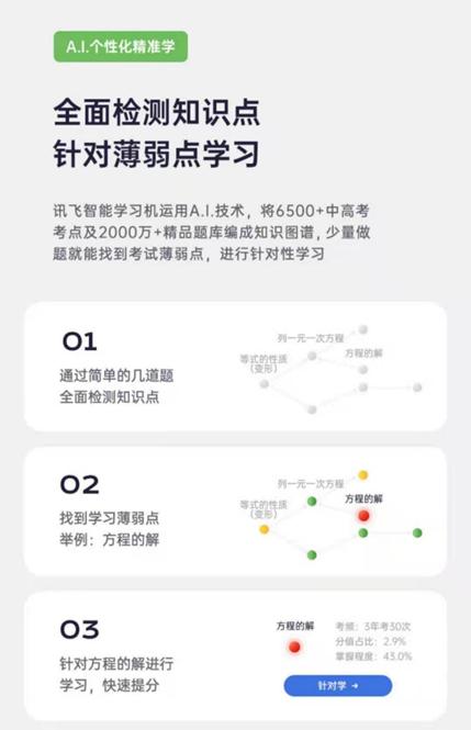 步步高学习机和讯飞智能学习机X2 Pro谁的功能更全?