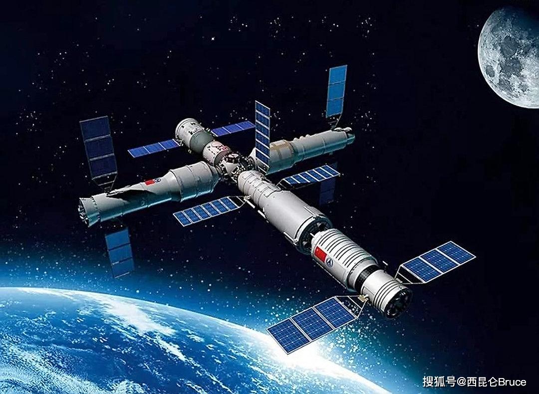 宇航员三个月完成任务回地面后,我国空间站是不是无人飞行状态?