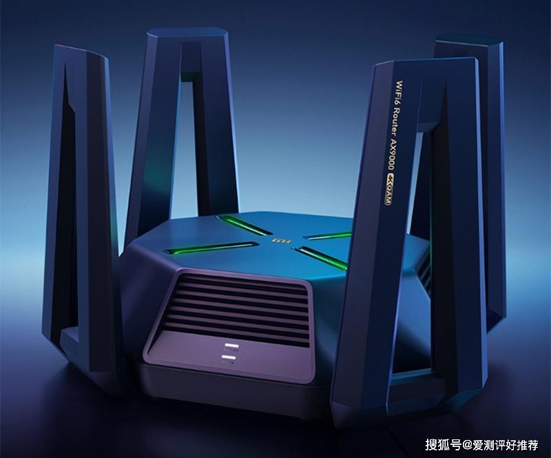 小米AX9000是最值得入手路由器吗?实测WiFi6穿三堵墙依然强劲